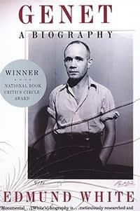 Edmund White's biography of Jean Genet