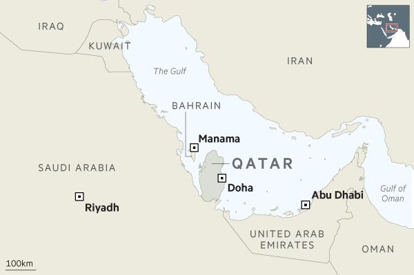 The $1bn hostage deal that enraged Qatar's Gulf rivals