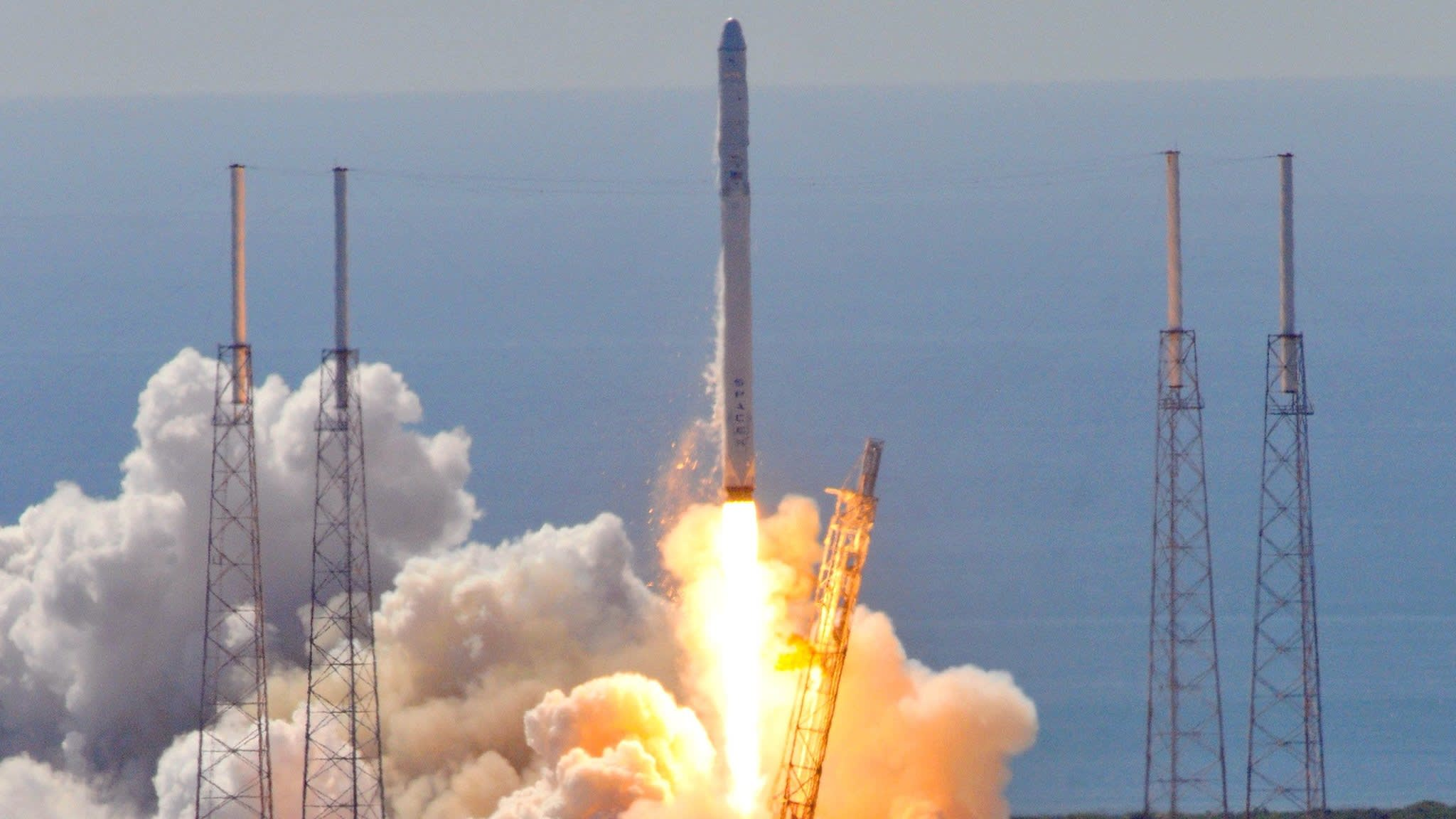 Science and engineering: A new kind of space race | Financial Times