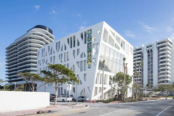 The Faena Forum