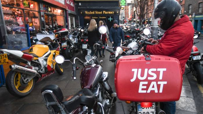 Restaurants Hoping To Stop Just Eat Nibbling Their Profits
