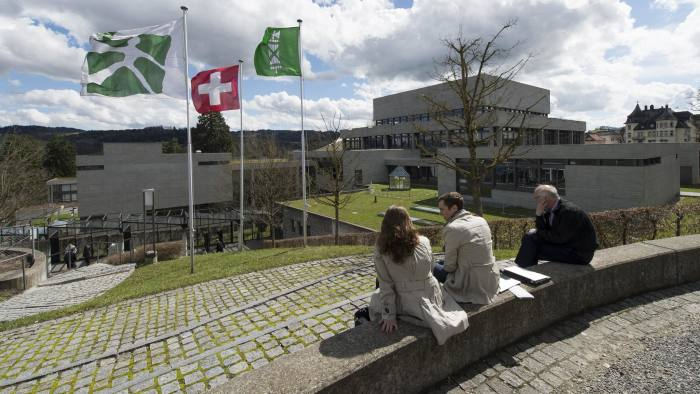 University of St Gallen, Switzerland,