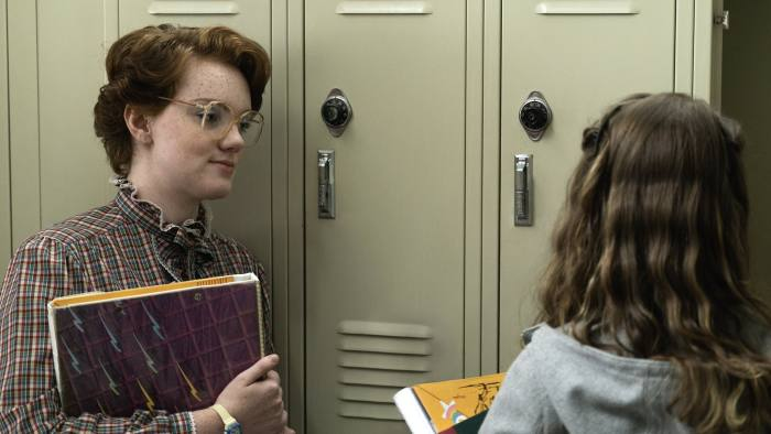 Shannon Purser as Barb in Netflix's 'Stranger Things'