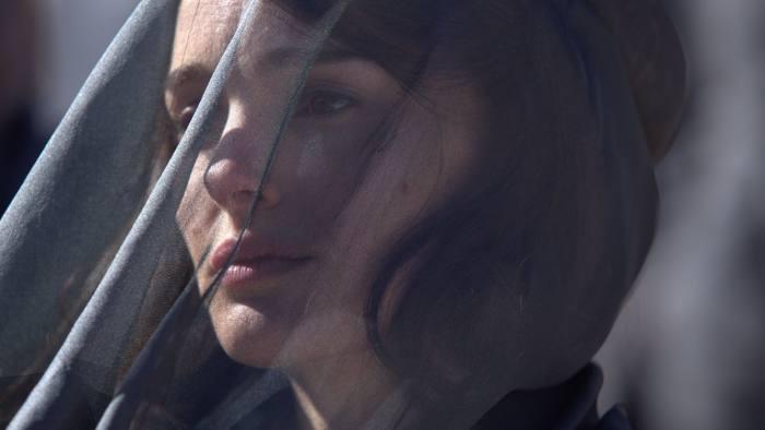 Natalie Portman as Jackie Kennedy in 'Jackie'
