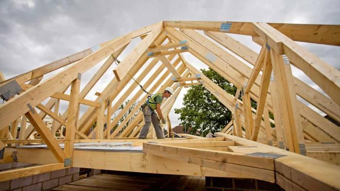 Housebuilding uk