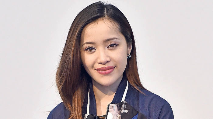 Beauty blogger Michelle Phan speaks during Teen Vogue's 10th Annual Fashion University on March 14, 2015 in New York City