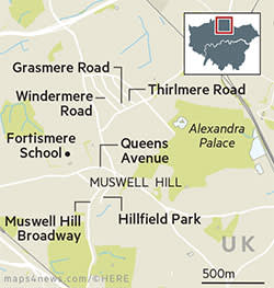 High aspirations abound in Muswell Hill   Financial Times