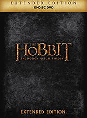 Film box-set: The Hobbit Trilogy – Extended Edition — DVD cover