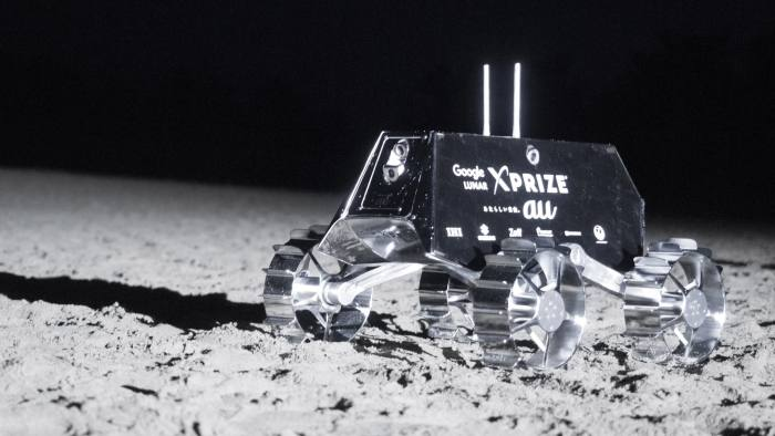 iSpace Google Lunar Prize rover