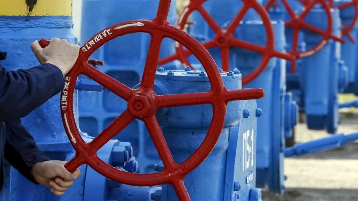 Gazprom bows to Brussels by holding first European gas auction | Financial  Times