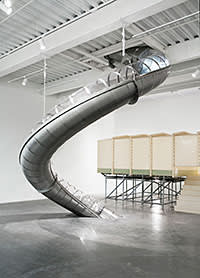 Carsten Höller's 'Experience' at the New Museum in 2011-12