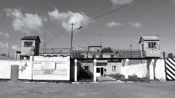 The Segezha prison colony where Khodorkovsky is currently held