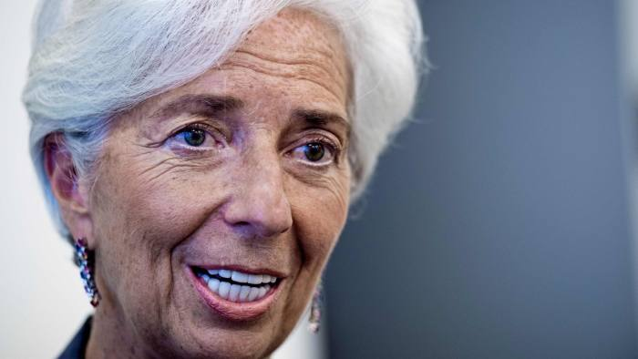 Lagarde keeps up Beijing's voice in IMF | Financial Times