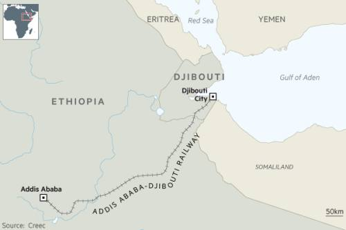 Djibouti-Ethiopia railway carries hope for pan-African trade