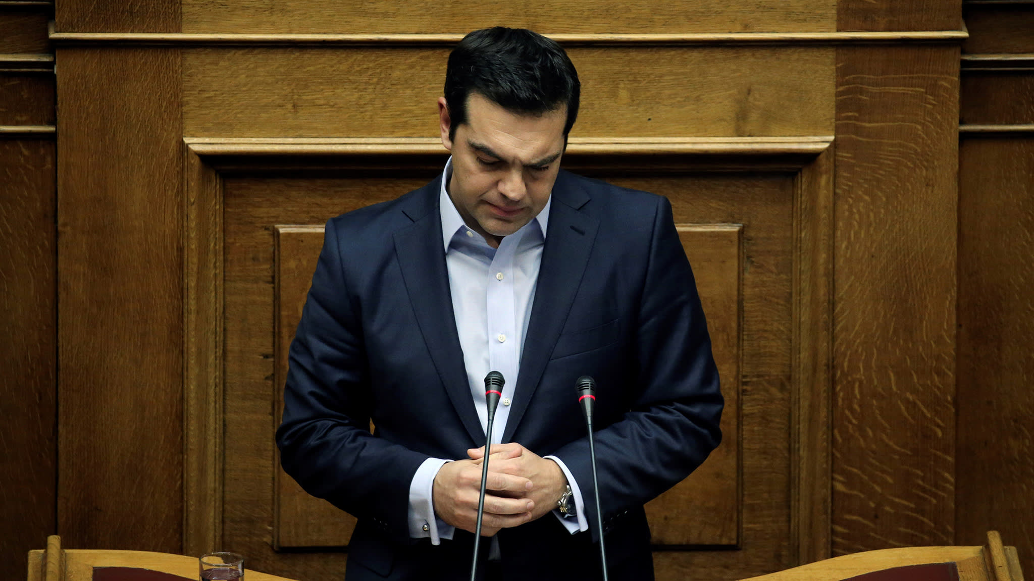 A failure to tell the truth imperils Greece and Europe | Financial Times