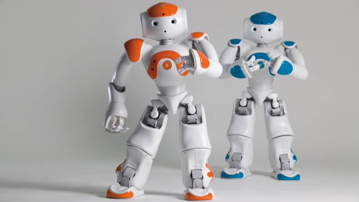 Nao robots are among those set to be deployed in public spaces to test human-robot interaction