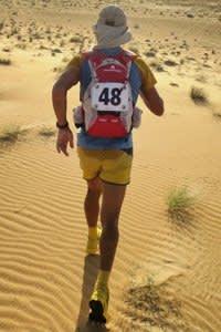The Oman Desert Marathon