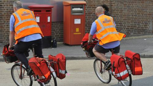Royal Mail profits hit by 'transformation costs' and