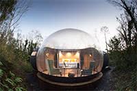 Finn Lough Forest Domes