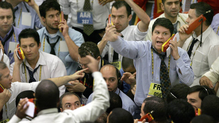 The Fading Features Of Trading Pit Tribes Financial Times