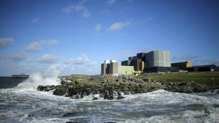 British Government Signs A Deal For New Nuclear Power Plant...TREGELE, UNITED KINGDOM - OCTOBER 23: A general view of the Wylfa nuclear power station on October 23, 2013 in Tregele, Anglesey, United Kingdom. The government has announced that the first new nuclear power station to built in Britain since 1995 will be at Hinkley Point near Bristol. The announcement will come as welcome news for Japanese company Hitachi who have proposed new Wylfa reactor. (Photo by Christopher Furlong/Getty Images)
