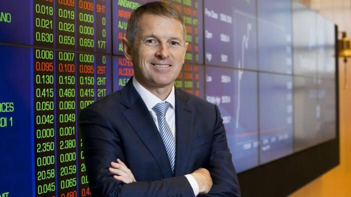 Dominic Stevens, CEO of ASX