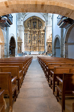 Parador de Corias chapel