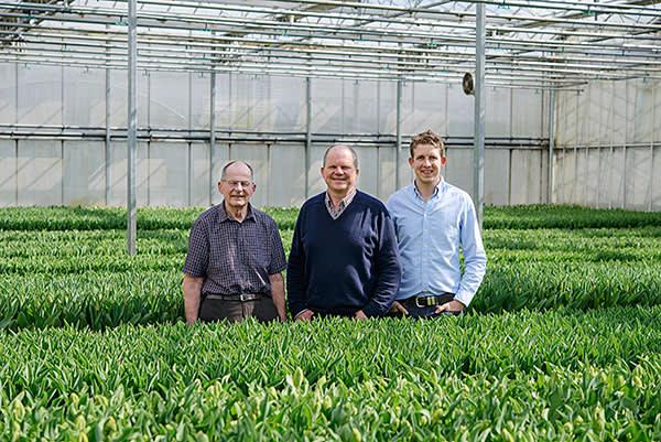 Neville, Stephen and Edward Munson of Smith & Munson