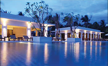 Kingfisher Villa, the beachfront bungalow in Goa