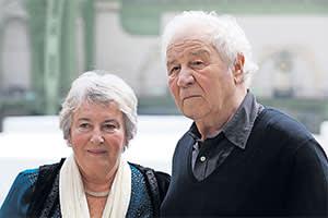 Emilia and Ilya Kabakov