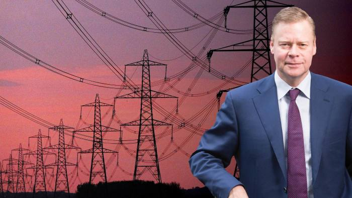 Iain Conn, CEO of Centrica, says the Big Six energy companies are the wrong target for a threatened clampdown on market failures