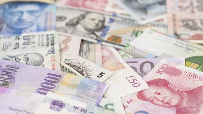 currency bills