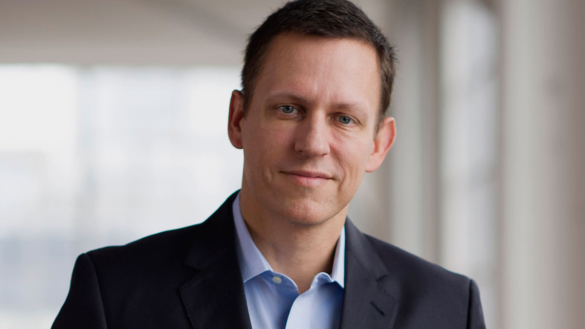 Peter Thiel changes course with funding of two Berlin start-ups | Financial Times