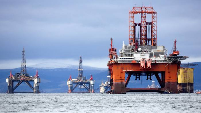 Offshore drilling group Seadrill files for bankruptcy | Financial Times