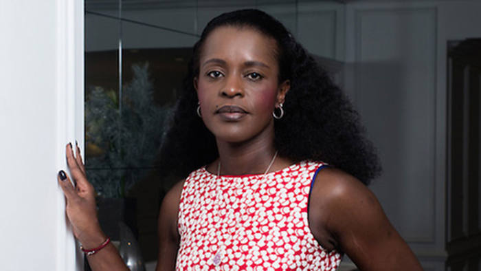 Janine Diagou, deputy director at NSIA, the Ivory Coast banking and insurance group