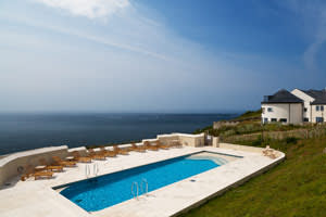 Gara Rock where holiday homes are priced from £520,000