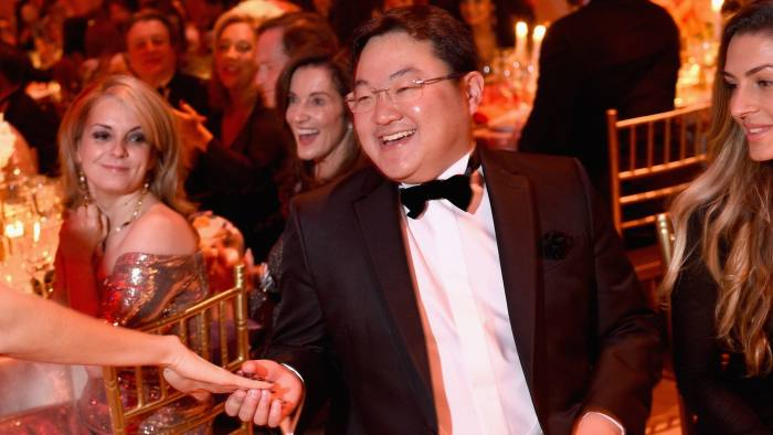 Jho Low fights US seizure of 1MDB-linked assets | Financial Times