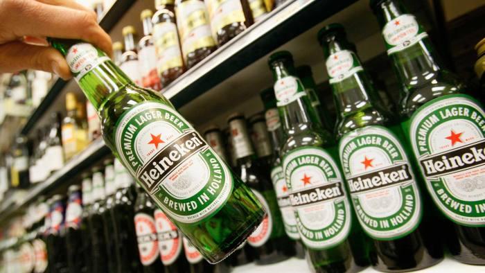 Heineken forecasts a better year ahead | Financial Times