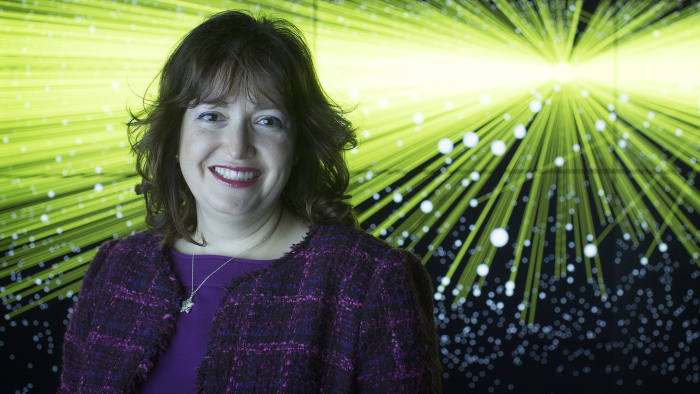 Bright future: Prof Annabelle Gawer of Imperial College Business School