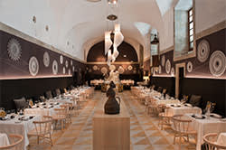 Parador de Corias restaurant