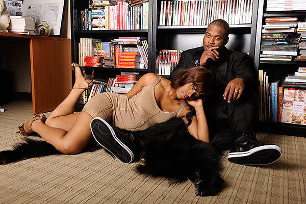 The husband-and-wife authors JaQuavis and Ashley Coleman