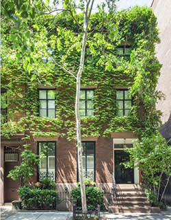A two-bedroom house in West Village, $5.95m