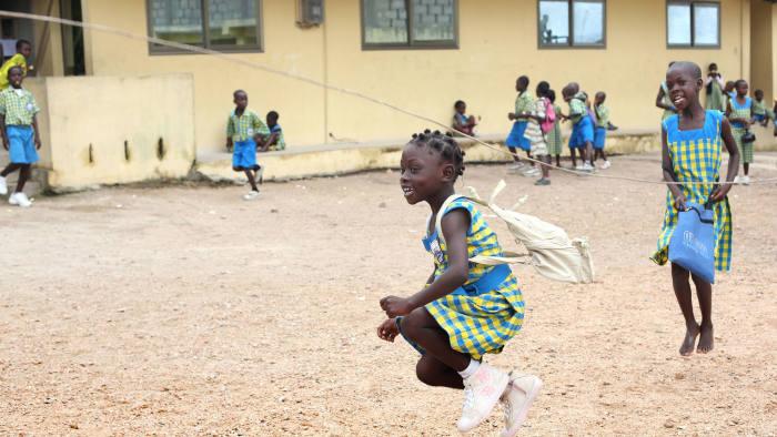 Ghana Challenging Heights School, Winneba, Ghana