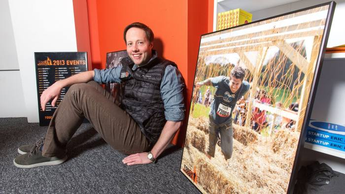 Work & Careers - Will Dean, founder and chief executive of Tough Mudder, the global franchise for extreme assault courses.