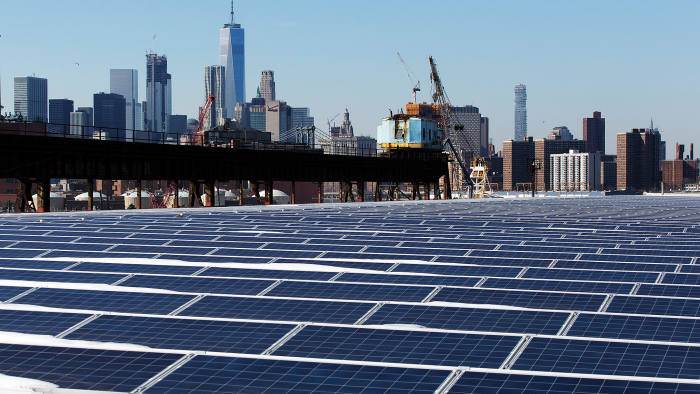 Solar, so good: bonds that fund renewable energy projects are attracting investors