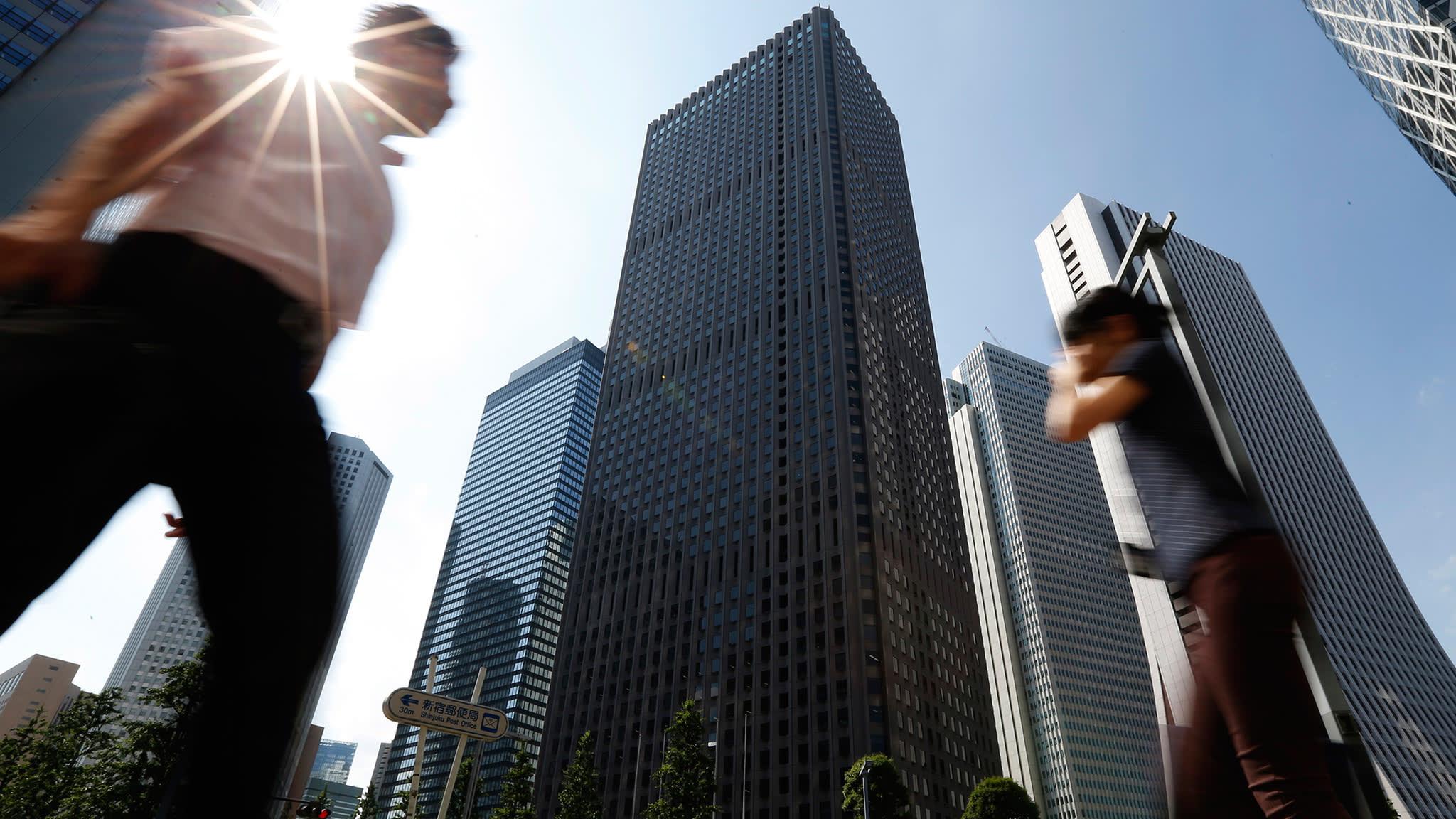 Japan banks target fintech start-ups after law change   Financial Times