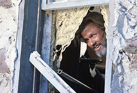 In 'Heaven's Gate' Kris Kristofferson plays hero James Averill