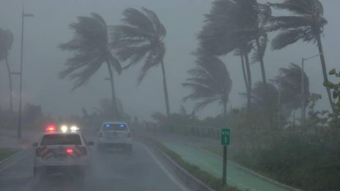 Investors in catastrophe bonds flee Irma fury | Financial Times