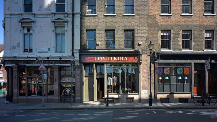 Fournier Street, east London