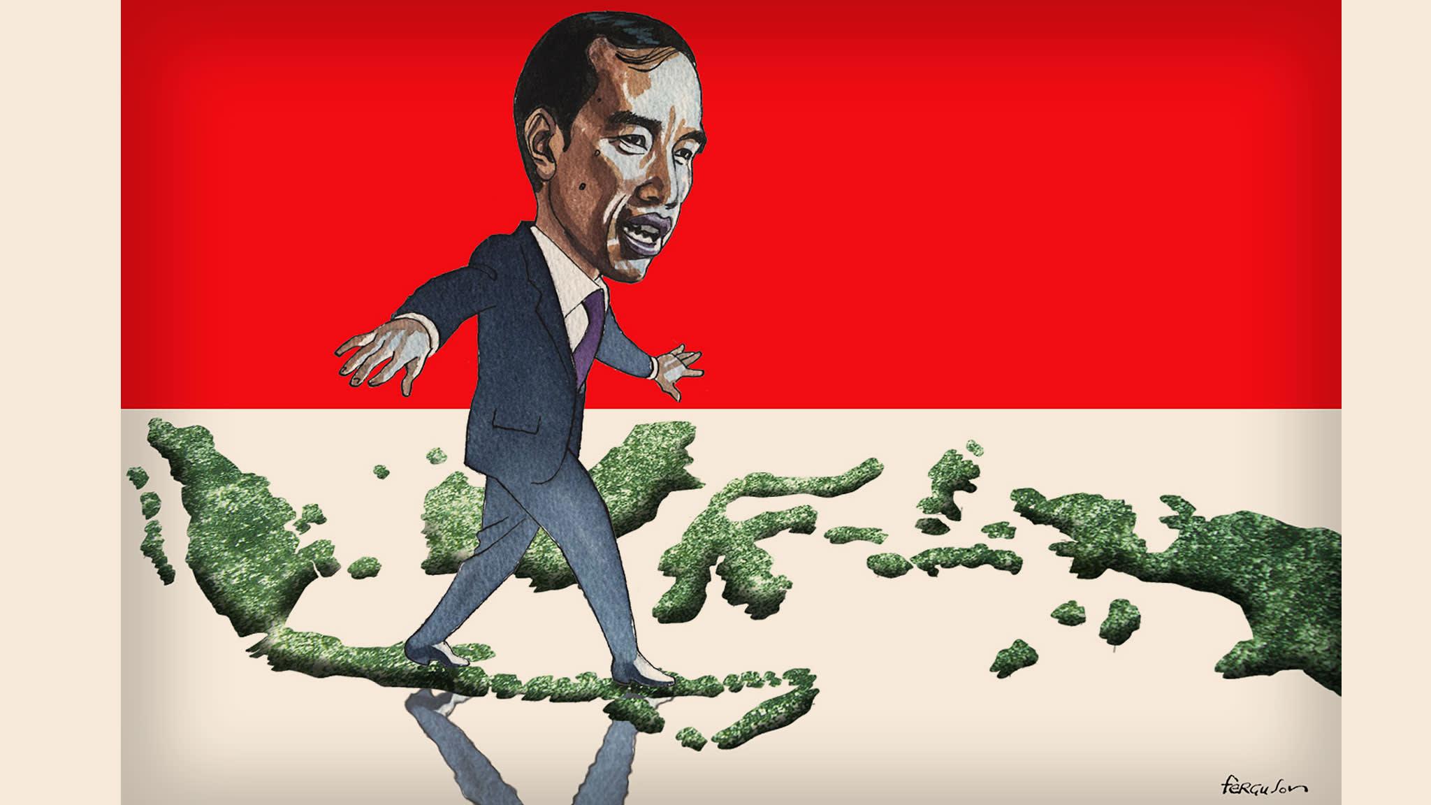 Indonesia's Jokowi can outdo Obama   Financial Times